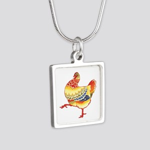 Vintage Chicken Necklaces