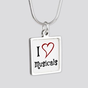 I Love Musicals Necklaces