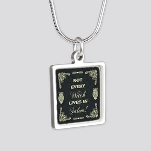 NOT EVERY WITCH... Necklaces