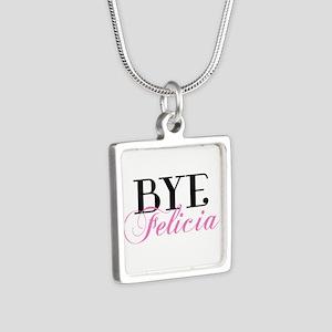 BYE Felicia Sassy Slang Humor Necklaces