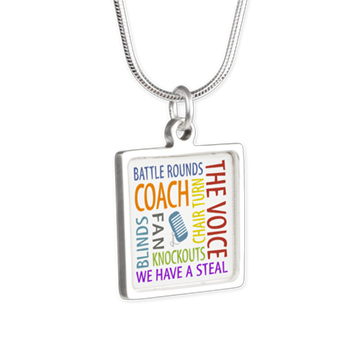 the voice necklace