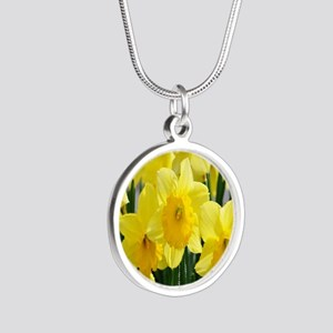 alaska 3 083 - Copy - Copy ( Silver Round Necklace