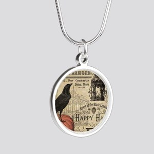 Modern vintage Halloween Necklaces