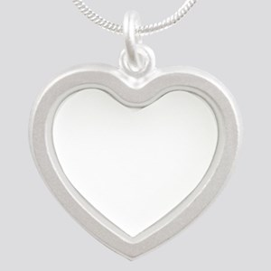 3985 at Williams Loop Silver Heart Necklace