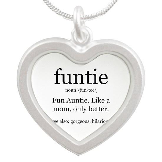 fun auntie definition