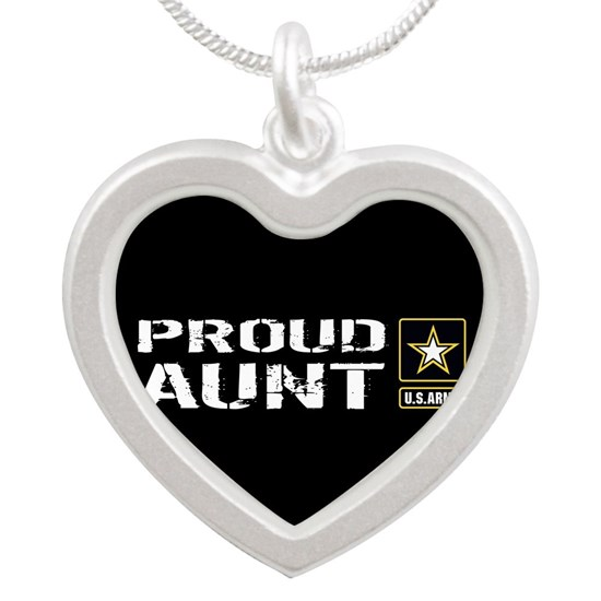 U.S. Army: Proud Aunt (Black)