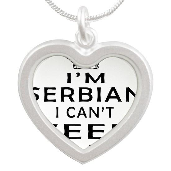I Am Serbian I Can Not Keep Calm