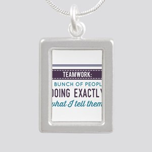 Teamwork: Necklaces