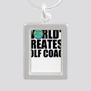 World's Greatest Golf Coach Necklaces
