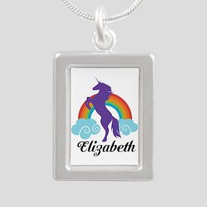Personalized Unicorn Gift Necklaces