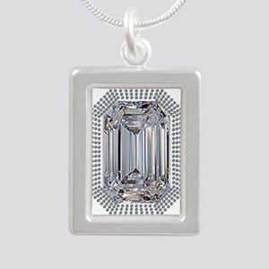 Diamond Pin Necklaces