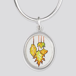 FALL LEAVES Necklaces