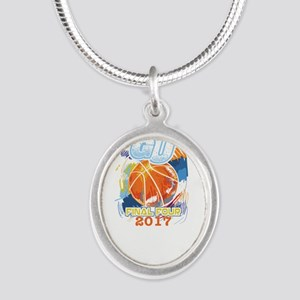 GU Final Four 2017 Basketball Necklaces