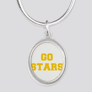 Stars-Fre yellow gold Necklaces