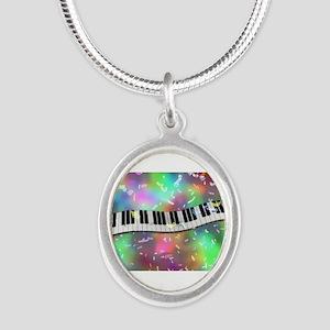 Rainbow Keyboard Necklaces