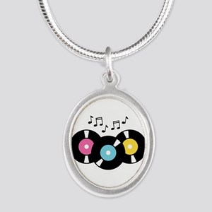 Music Records Notes Necklaces