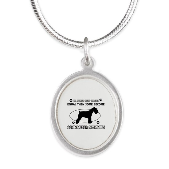 Become SCHNAUZER mommy designs