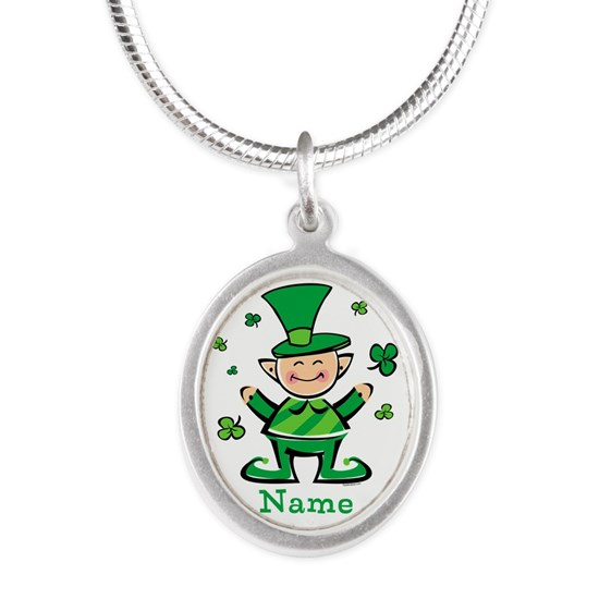 Personalized Wee Leprechaun