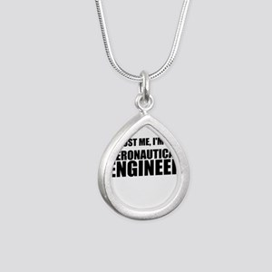 Trust Me, Im An Aeronautical Engineer Necklaces
