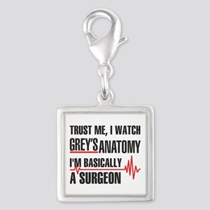 Greys Anatomy Trust me Charms