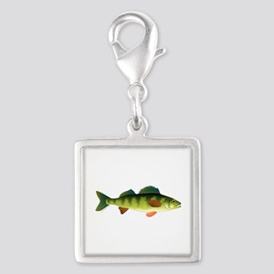 Yellow perch 2 Charms