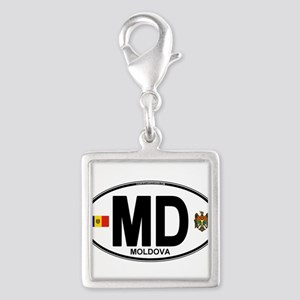 md-oval Charms