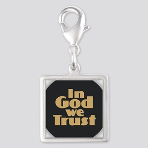 In God We Trust Charms
