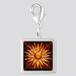 Harvest Moons Marquetry Star Charms