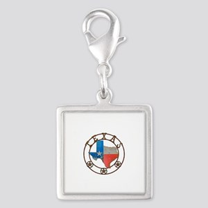Texas Wrought Iron Barn Art Charms