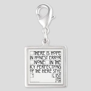 61592842d CRMackintosh Silver Square Charm. CRMackintosh Silver Square Charm. $32.99  · Charles Rennie Mackintosh Silver Portrait Charm