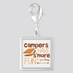 Campers Have S'more Fun Charms