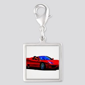 Red Ferrari - Exotic Car Charms