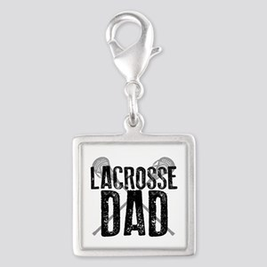 Lacrosse Dad Charms
