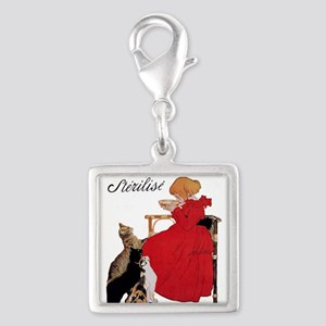 Steinlen Cats Charms