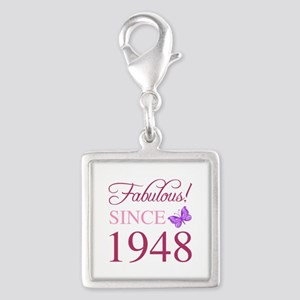 1948 Fabulous Birthday Charms