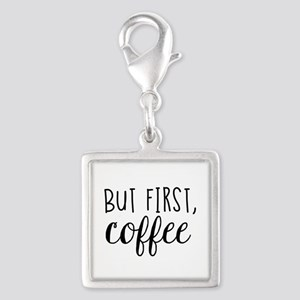 Coffee First Charms