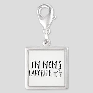 I'm Mom's Favorite Charms