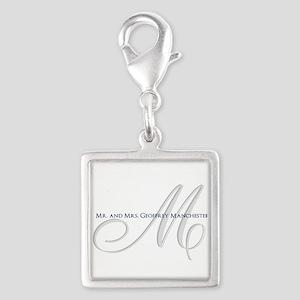 Elegant Name and Monogram Charms