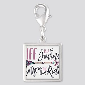 Life Is A journey Enjoy The Ride Charms