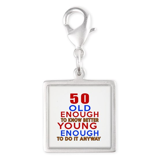 50 Old Enough Birthday Designs