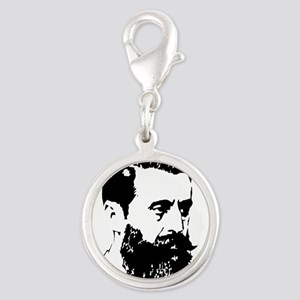 Theodor Herzl - Israel Sketch Charms