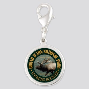Grand Teton NP (elk) Charms