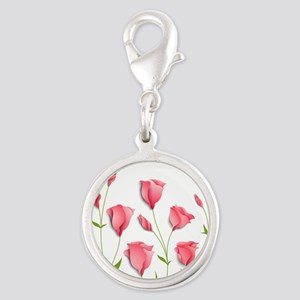 Pretty Flowers Charms
