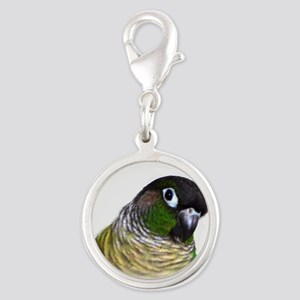 Green Cheek Conure Charms