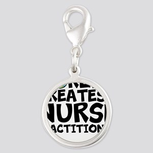 World's Greatest Nurse Practitioner Charms