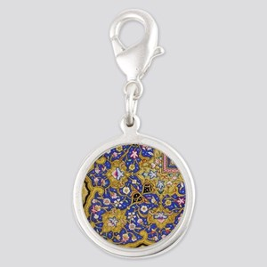 Arabian Floral Pattern Charms