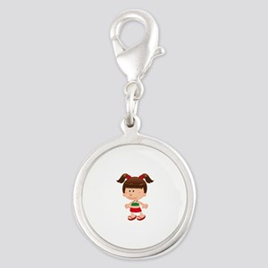 Cute Little Girl Child Charms