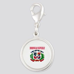 Dominican Republic Coat Of Arms Designs Silver Rou