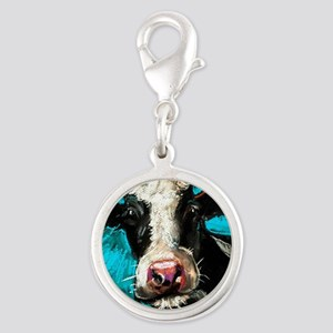Cow Painting Charms