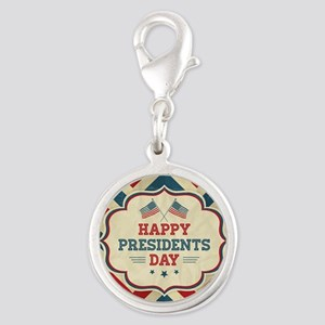 happy presidents day Charms